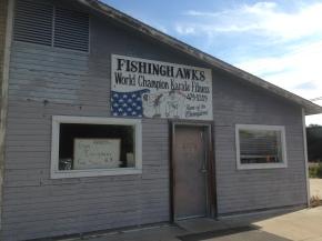 Fishinghawk World Champion Karate