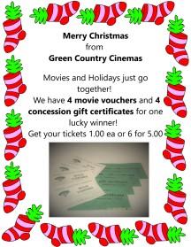 greencountrycinemas